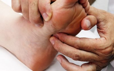 Your First Reflexology Treatment